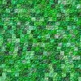 Green abstract glossy pattern Royalty Free Stock Photo
