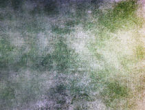 Green abstract grunge texture Royalty Free Stock Photo