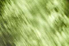 Green abstract light reflection background Stock Image
