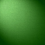 Green abstract linen background Stock Photography
