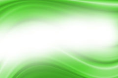 Green abstract lines background Royalty Free Stock Image