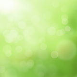 Green abstract nature Stock Photos