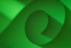 Green abstract Stock Photo