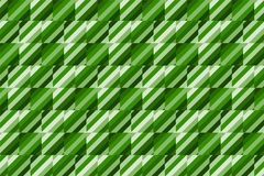 Green abstract pattern background Royalty Free Stock Photos