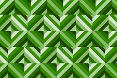 Green pattern background design. Royalty Free Stock Image