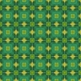 Green Abstract Pattern. A completely seamless pattern that will tile across the background area of your design stock images