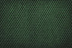 Green abstract plastic tissue background Stock Photography