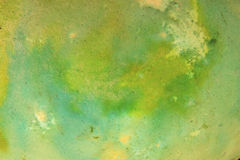 Green Abstract Texture Stock Images