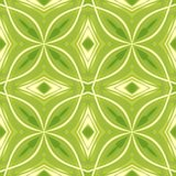 Green abstract texture. Background illustration with strong lines. Cute seamless tile. Home decor fabric design sample. Textile pr stock illustration