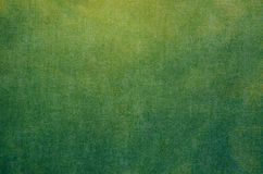 Green abstract texture painted on art canvas background Stock Photos
