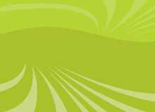 Green abstract vector Royalty Free Stock Photography
