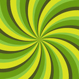 Green abstract Wallpaper great for any use. Vector EPS10. Stock Image