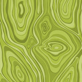 Green abstract wave design element, wood texture, background vec Royalty Free Stock Photography