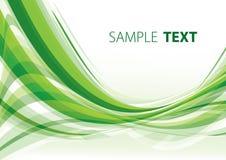 Green abstraction Stock Photos