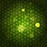 Green abstraction for your design Stock Images