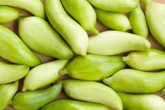 Green achocha Royalty Free Stock Photography