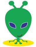Green Alien Stock Images
