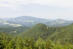 Green Alps Stock Photo