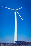Green alternative energy and environment protection ecology concept Royalty Free Stock Image
