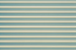 Green aluminium metal plate texture Stock Photography