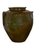 Green amphora Royalty Free Stock Image