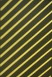 Green Angled Shadow. Royalty Free Stock Photo