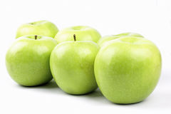 Green appels Stock Images