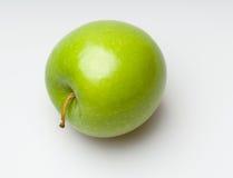 Green Apple. Isolated On White Blackgroud Stock Photo