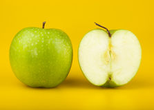 Green Apple Stock Photos