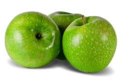 Green apple Stock Photo