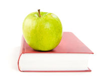 A green apple Royalty Free Stock Photos