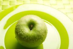 Green apple stock photography