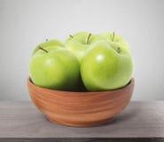 Green apple Stock Image