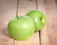 Green Apple Royalty Free Stock Images