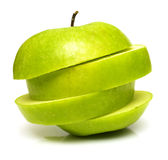 Green apple 3 Royalty Free Stock Images