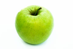 Green apple. Green apples - healthy food for healthy life stock images