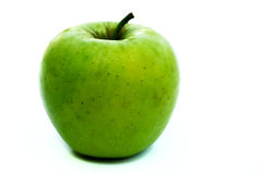 Green apple. Green apples - healthy food for healthy life stock photos