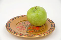 Green apple. Stock Photography