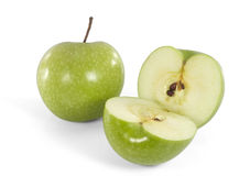 Green apple. Stock Image