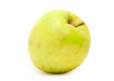 Green apple fruit Stock Image