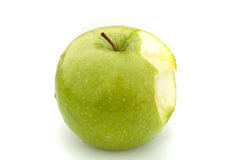 Green apple. Fruits for Stock Photography
