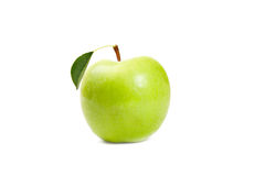 Green apple fruits Royalty Free Stock Photos