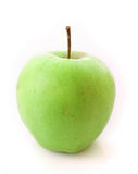 Green apple isolated Royalty Free Stock Photography