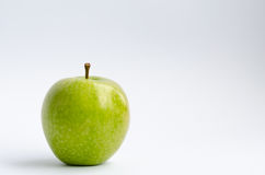 Green Apple. Isolated on white Royalty Free Stock Photo