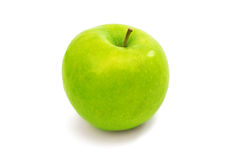 Green apple isolated Royalty Free Stock Image