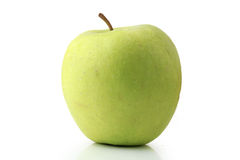 Green Apple isolated Royalty Free Stock Images