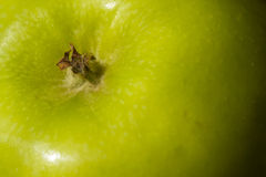 Green Apple skin background Royalty Free Stock Photos