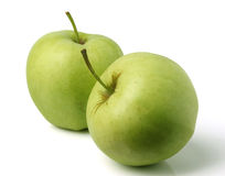 Green apple Royalty Free Stock Photo