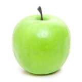 Green apple on white background Stock Photography