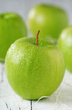 Green apple Stock Image